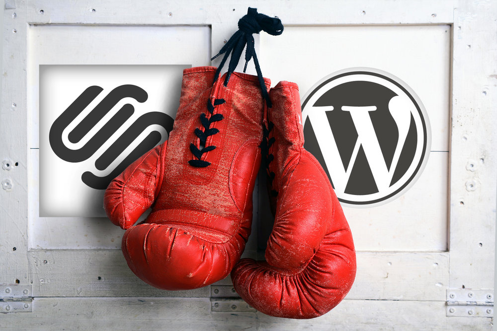 Which platform is better for web designers and design flexibility - Understand the different approaches of WordPress and Squarespace to make the right choice for you.