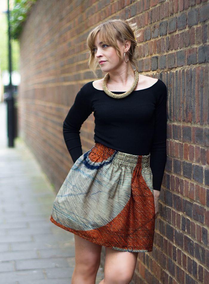 Skirt by  Awamu