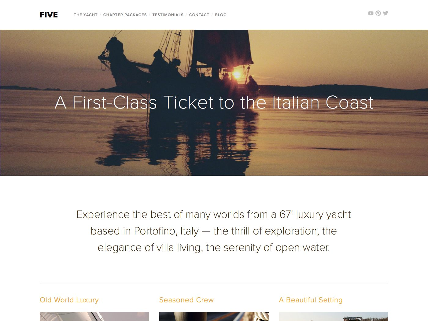 Best Squarespace Template For Blog | Five Squarespace Template Analysis Using My Head