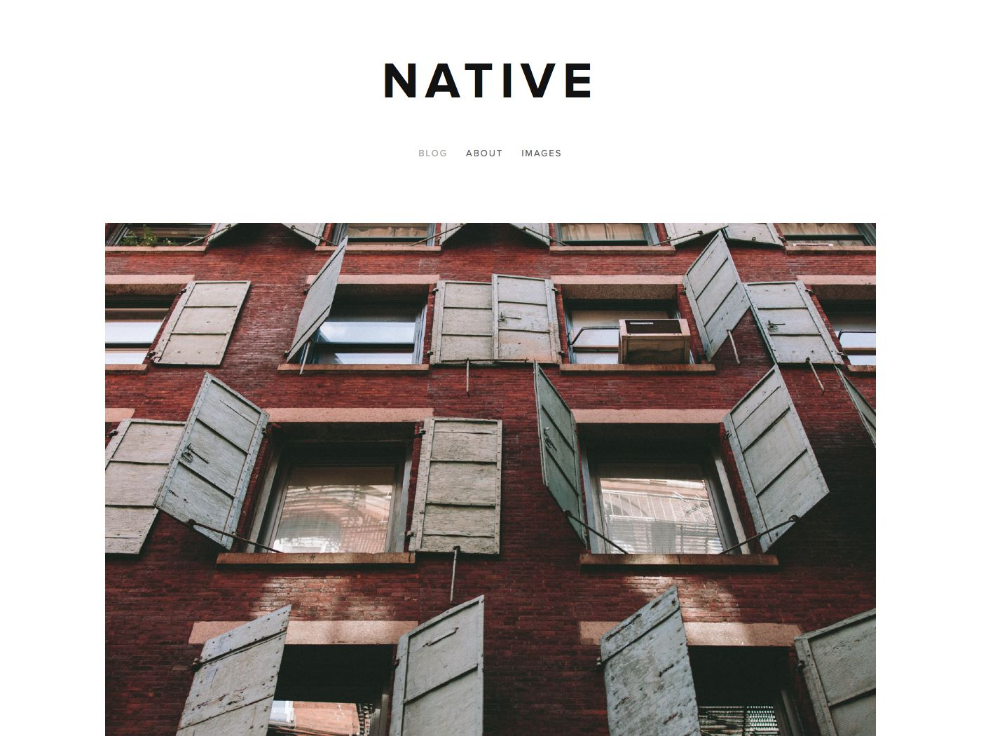 Native Squarespace Template Analysis — Using My Head – Squarespace Expert, Designer and Trainer