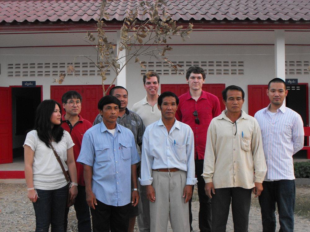 Tha Champa - Complétée en 2008