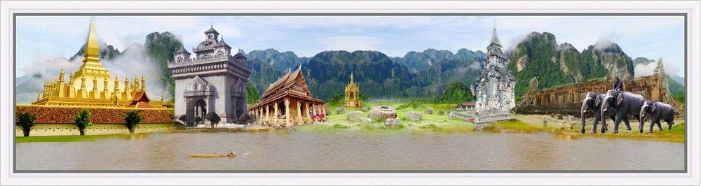 SKL est au Laos -