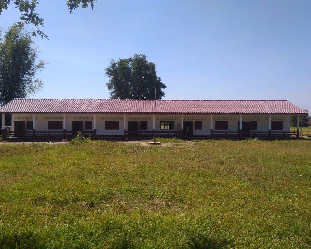 Kangxé - Completed 2018