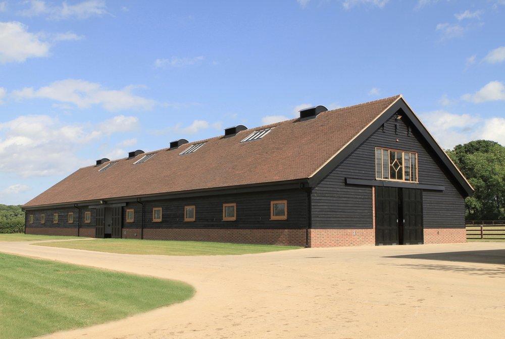 Pre-Foaling Barn