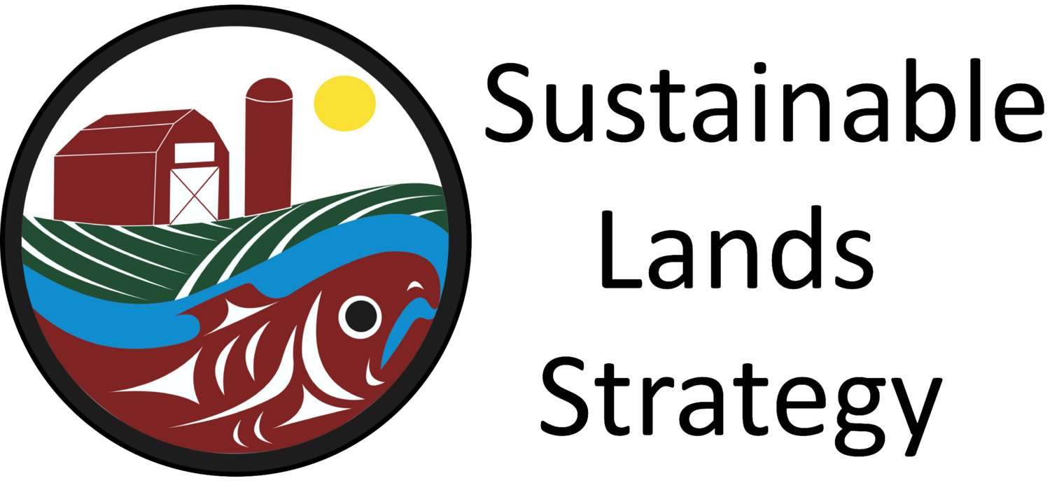 Sustainable Lands Strategy