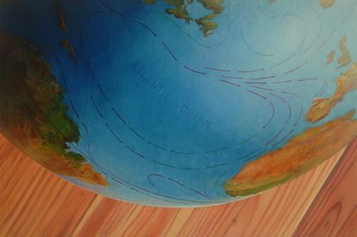 "World View 24x36"" 2004"