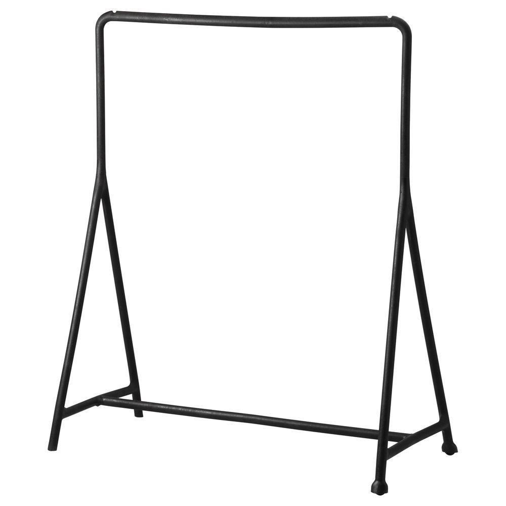 turbo clothes rack - Black, Indoor/Outdoor, $44.99