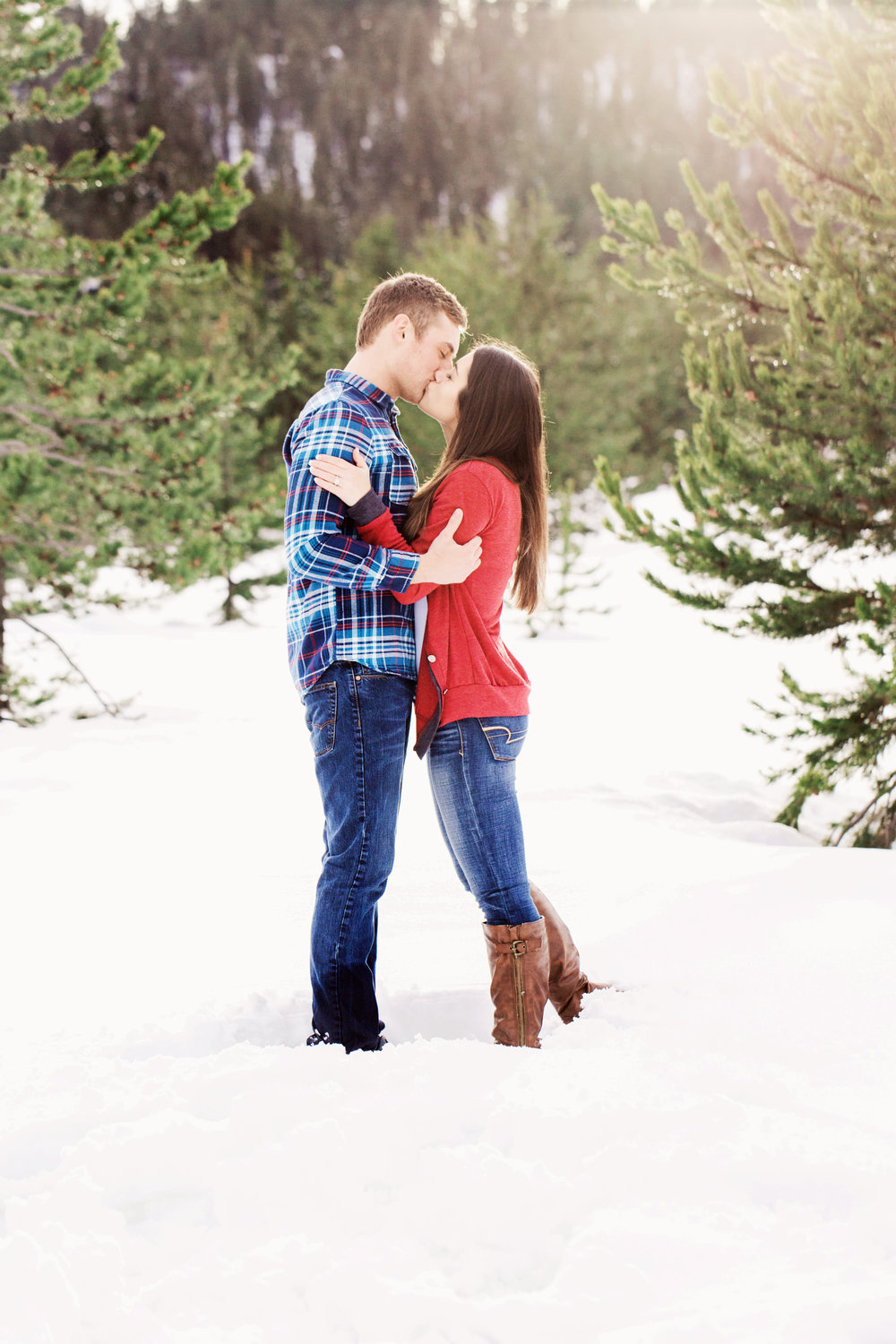 Winter Engagement Photography Tips