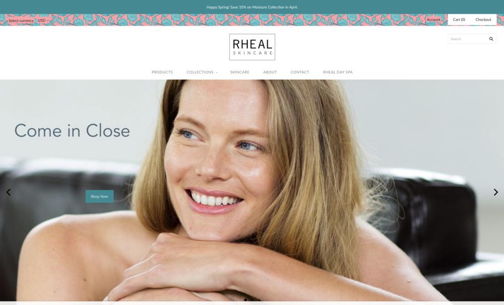 - RHEAL Skincare