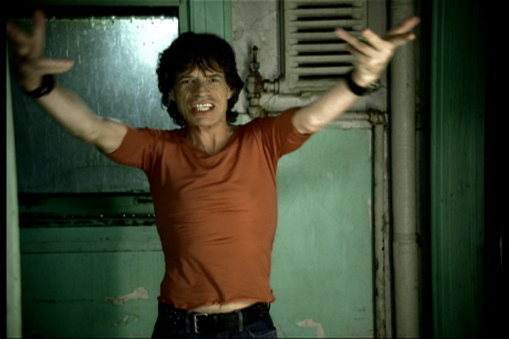 "Rolling Stones ""Rain Fall Down"""
