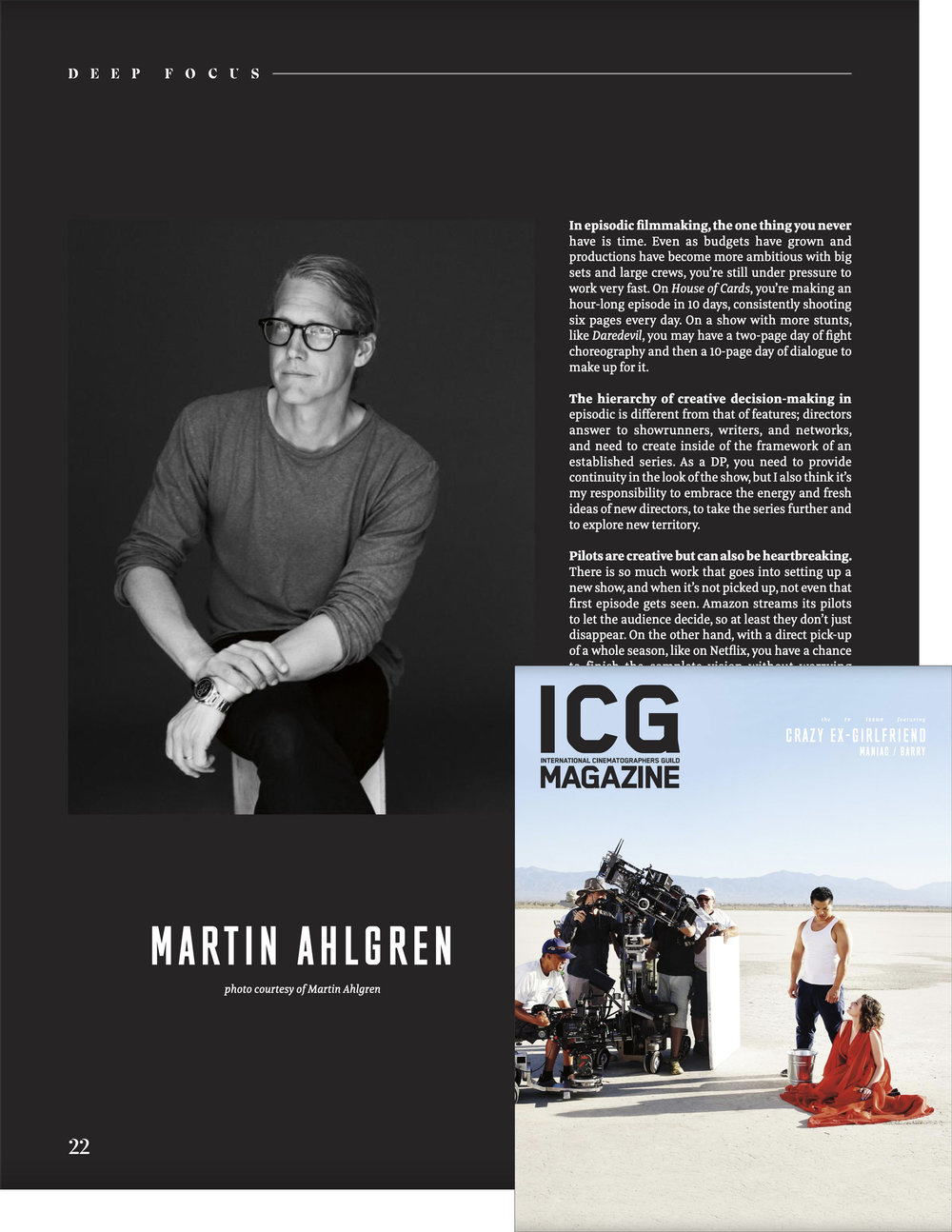 ICG Magazine - September 2018