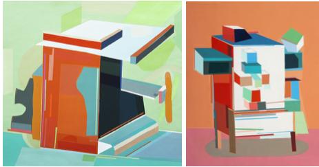 As casas que me levam, 2015 / O íntimo, 2015