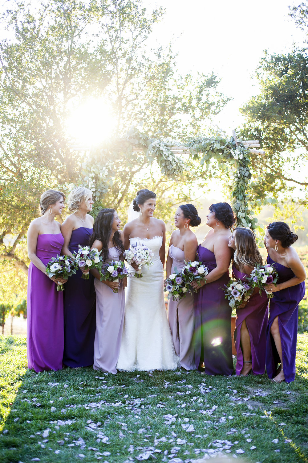 Gundlach Bundschu Napa Sonoma Wedding Photography Bridesmaids.jpg