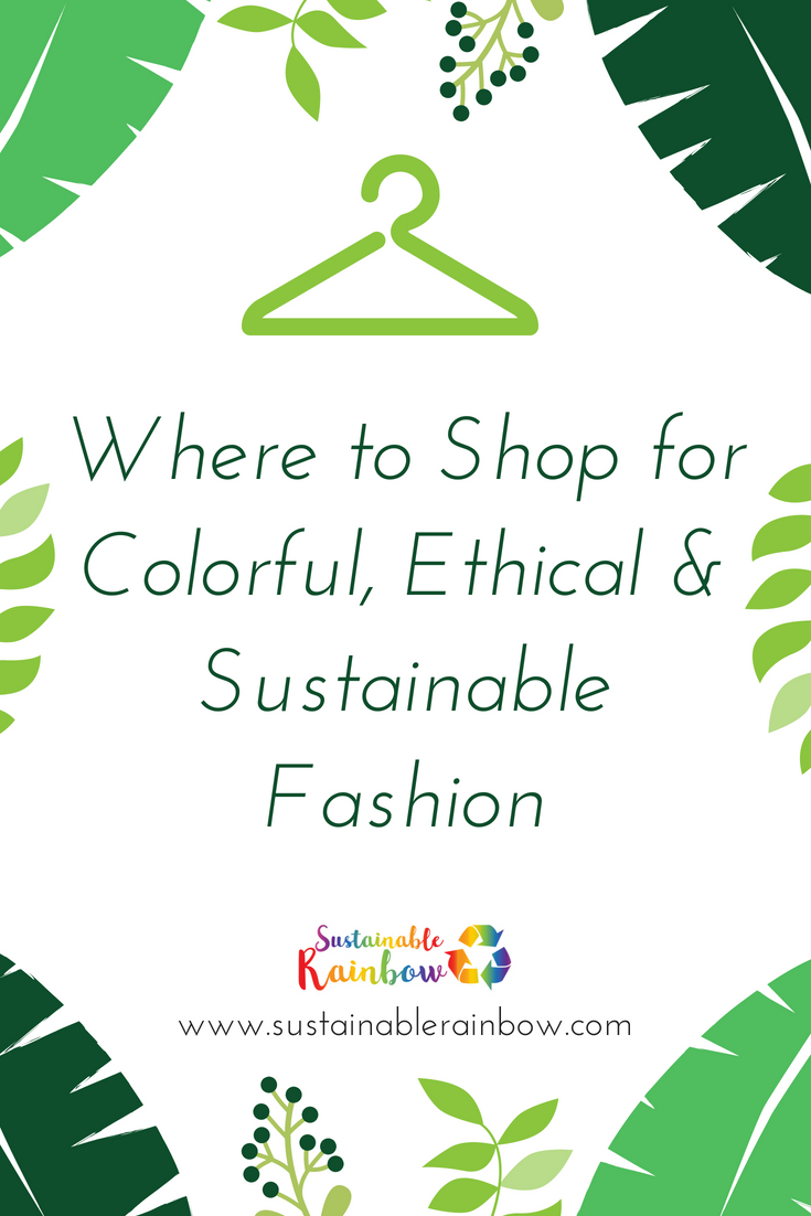 Where To Shop For Colorful Ethical Sustainable Clothing Women S