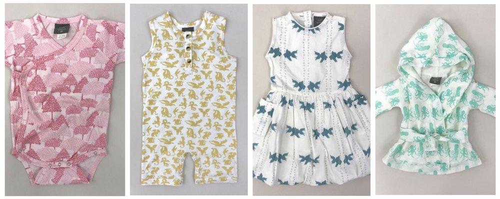 Kate Quinn Organics baby clothes