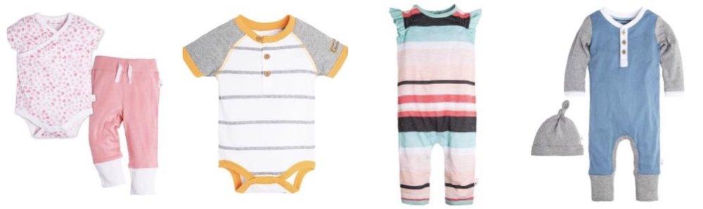 Burt's Bees Baby clothes