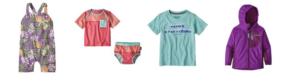 Patagonia baby clothes