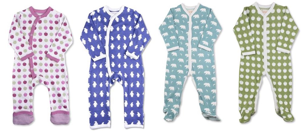 Where To Shop For Colorful Ethical Sustainable Clothing Baby