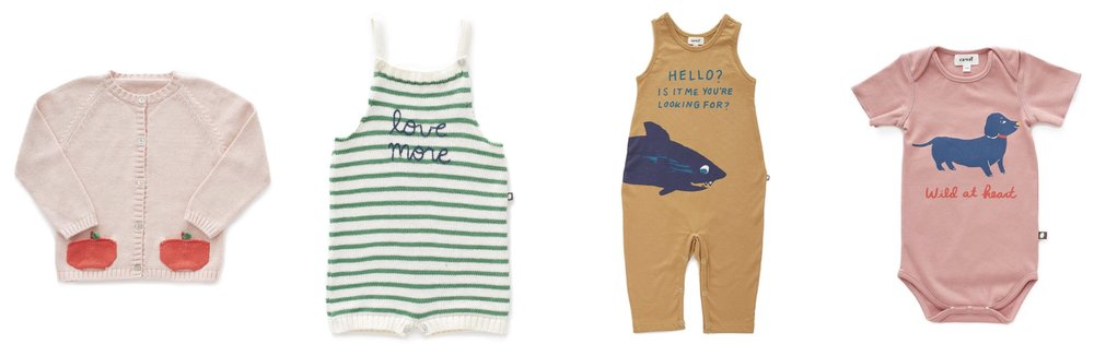 Oeuf NYC baby clothes