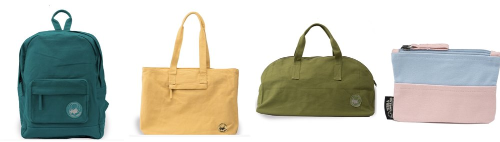 Terra Thread bags