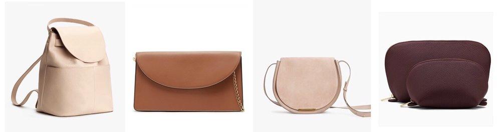 Cuyana handbags