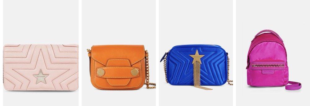 Stella McCartney vegan handbags