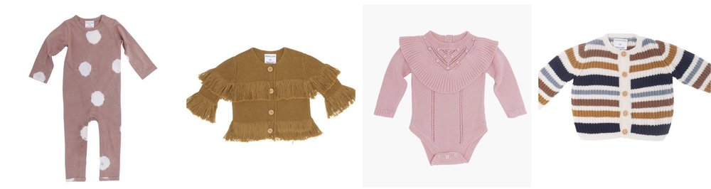 Frankie Jones the Label baby clothing