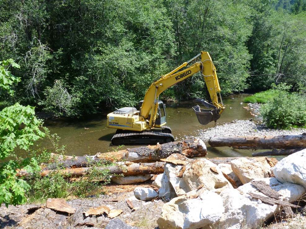Rock Creek Restoration