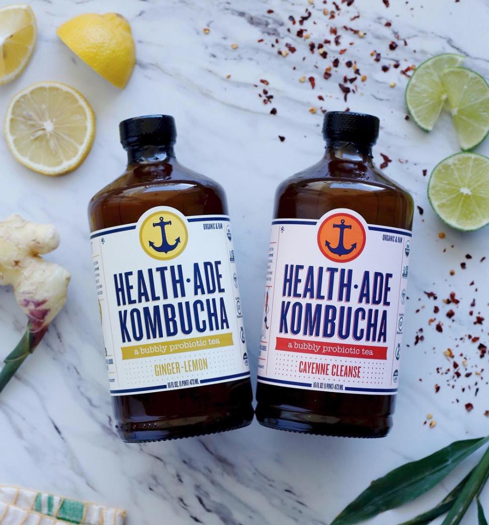 Kombucha? Yes PLEASE!