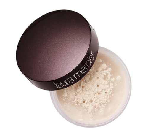 Laura Mercier Translucent Powder - Finish off your look with this shine erasing, mattifying, fresh-feeling translucent powder by Laura Mercier. I love to carry this powder with me to touch-up my face whenever the oils show through.