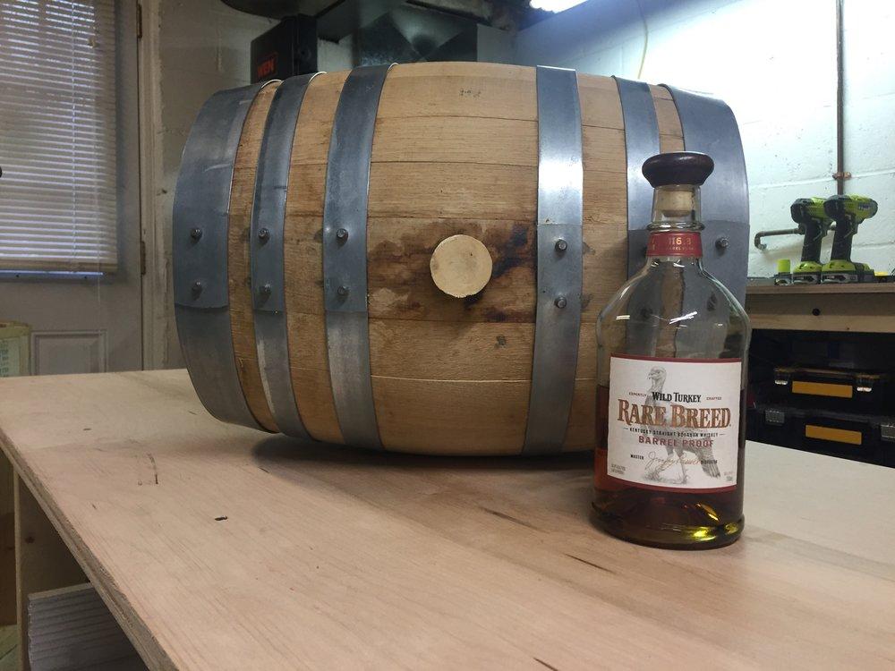 TJ's Favorite Bourbon