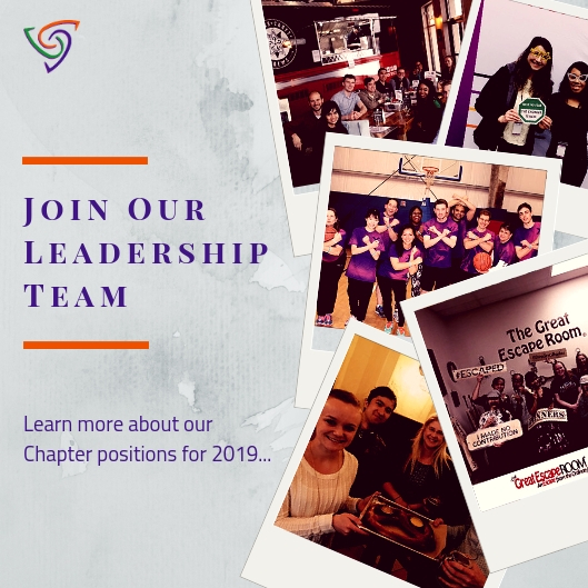 Join our leadership team