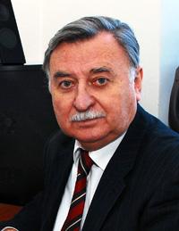 Нead of Department of Problems of interferon and immunomodulators, Sc.D., Professor  Mykola Ya. Spivak