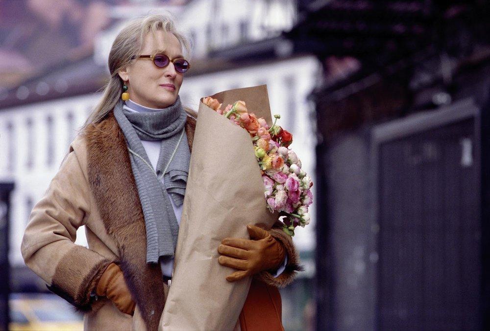 Clarissa Vaughn encarnada por Meryl Streep