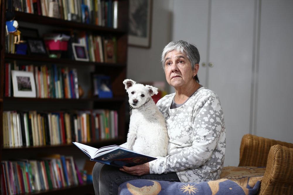 Berta Hiriart | Foto: Bernardo Coronel para El Heraldo de México