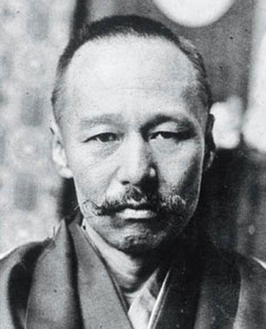 Ogai Mori es uno de los más prolíficos escritores japoneses del periodo Meiji.