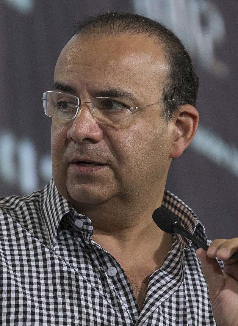 Alfonso Navarrete Prida vía Wikipedia