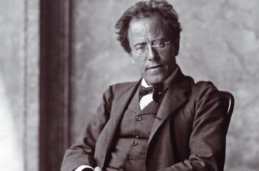 Gustav Mahler vía Billboard