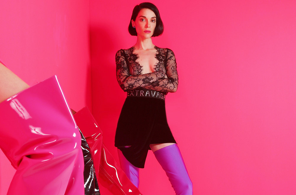 St. Vincent vía Billboard