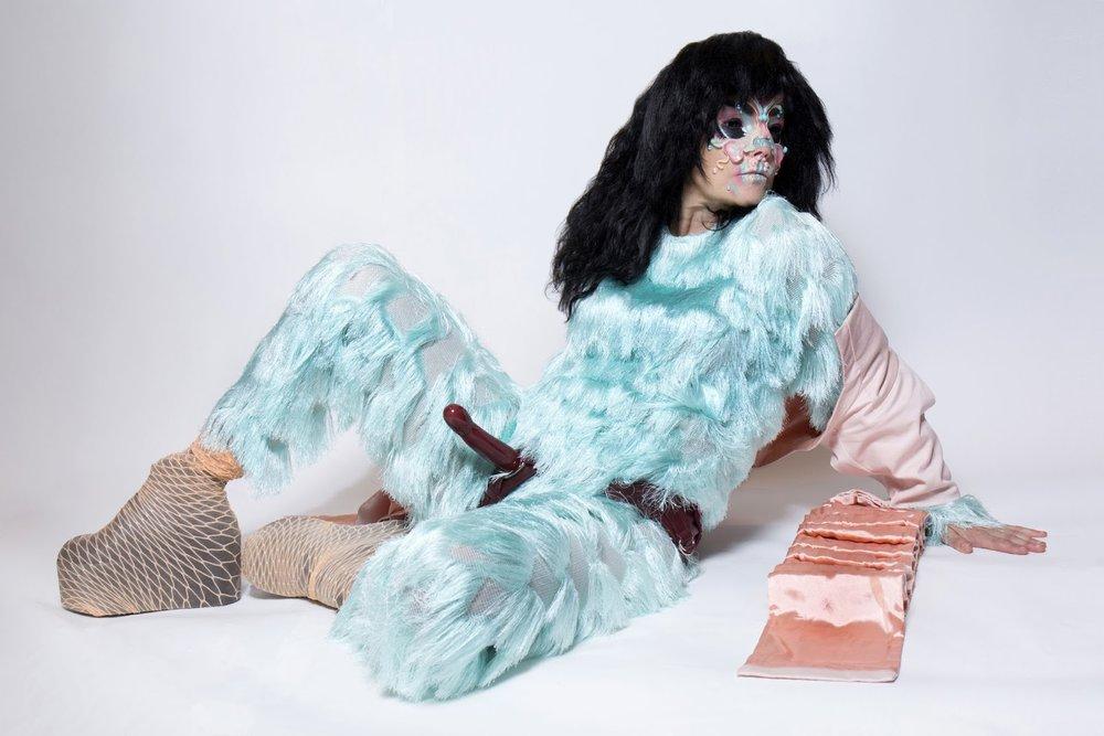 Björk por Santiago Felipe