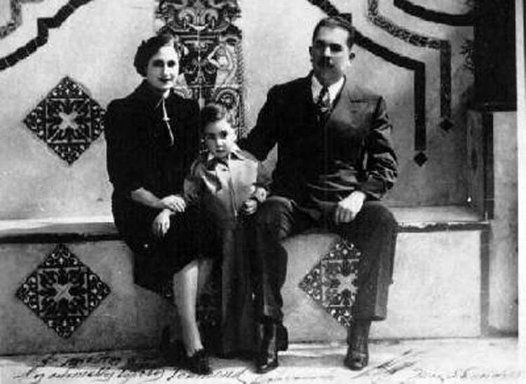 Foto: Archivo Residencia Oficial de Los Pinos.