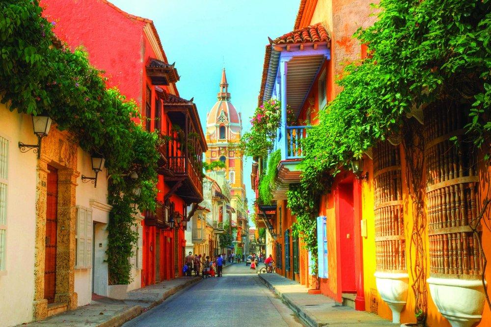 Cartagena vía The Independent