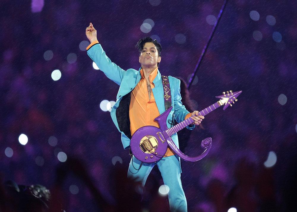 Prince vía NBC News