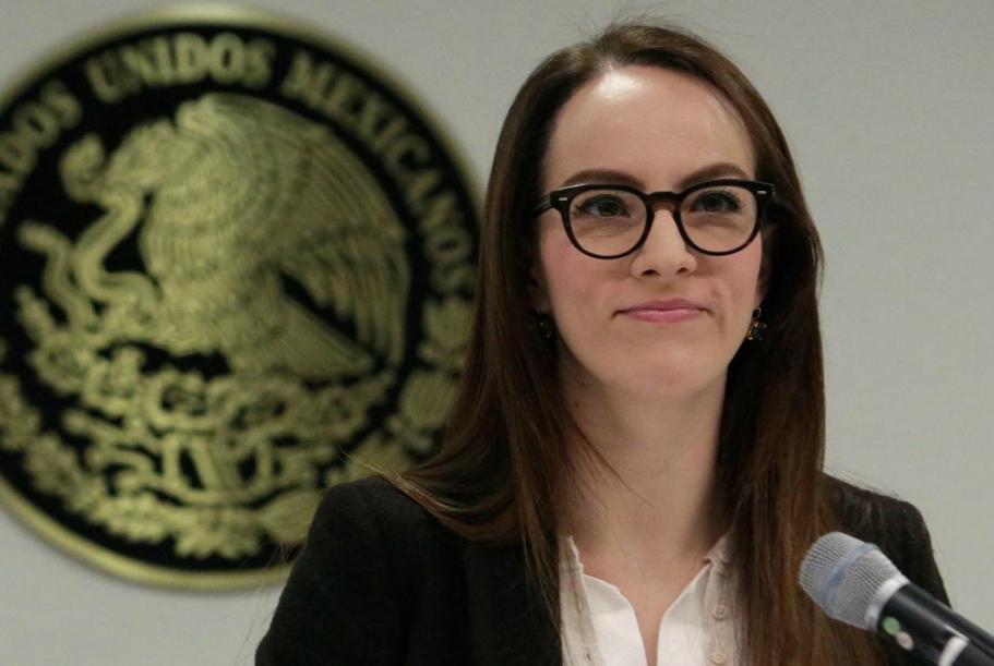 Gabriela Cuevas vía El Universal