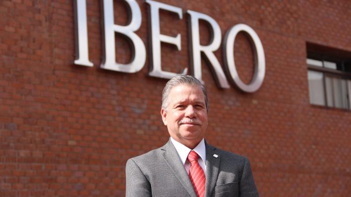 David Fernández Dávalos, rector de la Universidad Iberoamericana