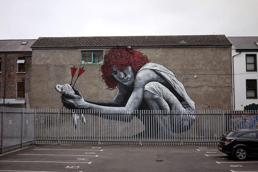Foto vía: Street Art News