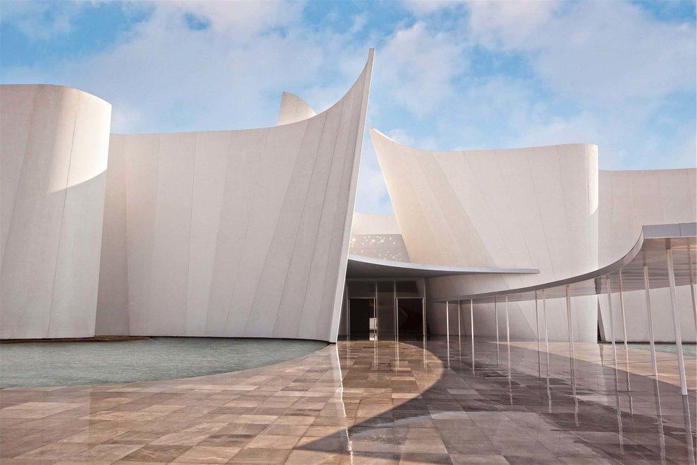 Museo Barroco, Puebla. Foto vía: ArchDaily