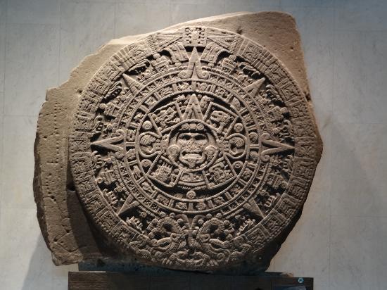 Museo Nacional Antropología vía: Sistema de Información Cultural