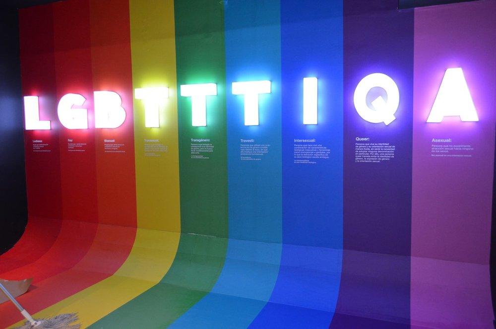 Museo Memoria y Tolerancia, Exposición LGBT+ vía: La Jornada
