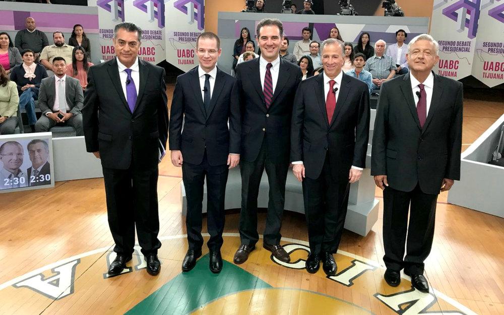 candidatos México 2018